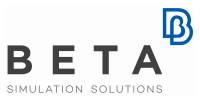 BETA Simulation Solutions sponsor logo