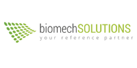 Biomech Solutions sponsor logo