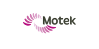 Motek Medical sponsor logo