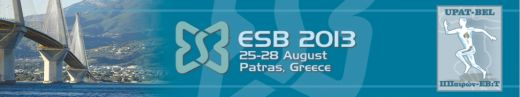 ESB Congress in Patras 2013