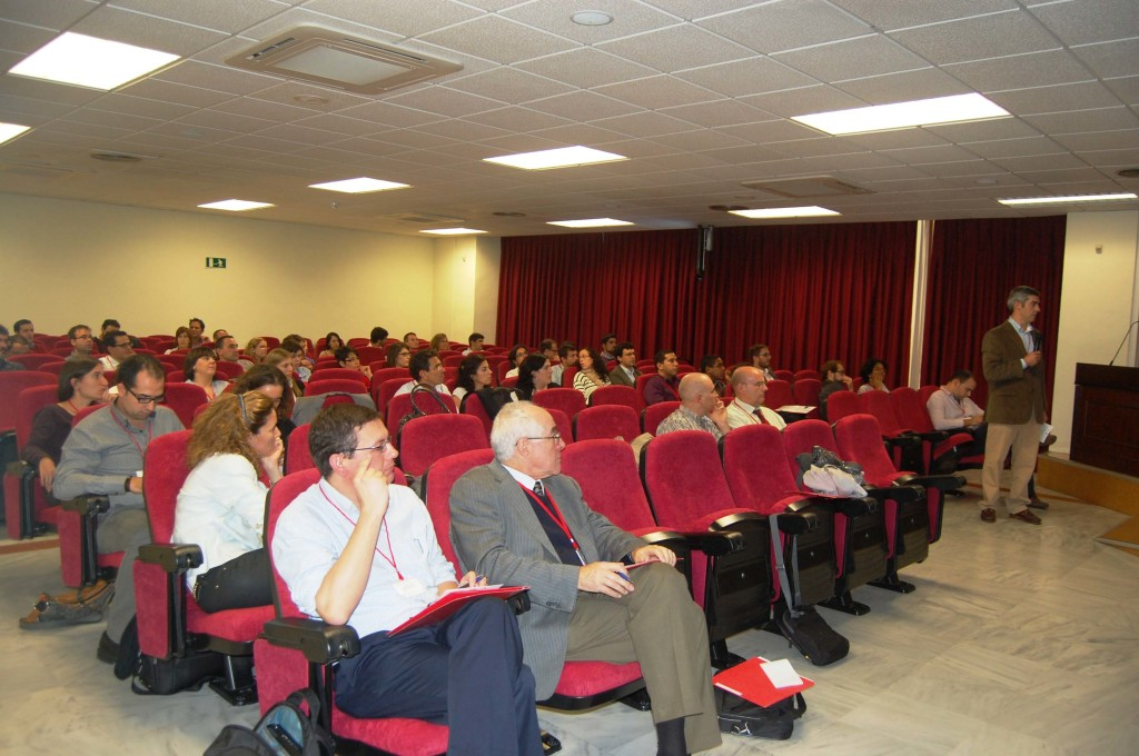 General Assembly of the Spanish Chapter.