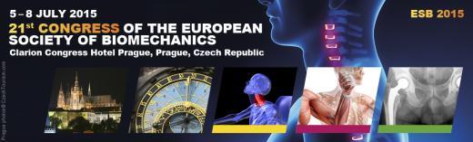 Banner of the ESB 2015 congress in Prague