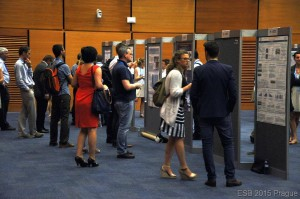 Poster Session (courtesy of the ESB organizers)