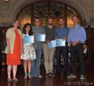 students awards prague